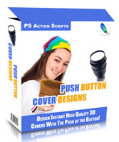 Thumbnail Push Button Cover Designs  Design Instant High Quality 3D Covers With The Push Of The Button - *w/Resell Rights*