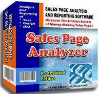 Thumbnail Sales Page Analyzer  Sales Page Analysis And Reporting Software - *w/Resell Rights*