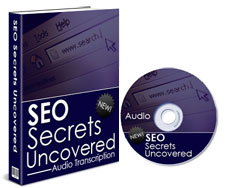 Thumbnail SEO Secrets Uncovered  Learn Search Engine Optimization - *w/Resell Rights*