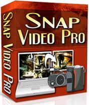 Thumbnail Snap Video Pro  Computer Screen Picture Capture Program  Snap A Shot Of Your Desktop - *w/Resell Rights*