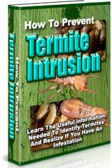 Thumbnail How To Prevent Termite Intrusion  Learn The Useful Information Needed To Identify Termites - *w/Resell Rights*
