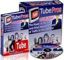 Thumbnail TubePros  Unleash The Power Of Youtube And Drive Massive Traffic To Your Website - *w/Resell Rights*