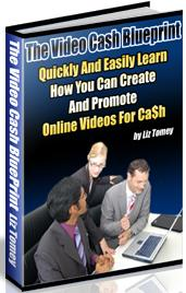 Thumbnail The Video Cash Blueprint  Learn How You Can Create And Promote Online Videos For Cash - *w/Resell Rights*