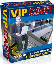Thumbnail VIP Cart  The Search Engine Friendly Shopping Cart - *w/Resell Rights*