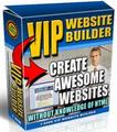 Thumbnail VIP Website Builder  Create Awesome Websites Without Knowledge Of HTML - *w/Resell Rights*