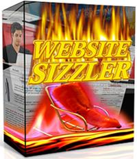 Thumbnail Website Sizzler - The Absolute Quickest & Easiest Way To Develop Content Rich Websites - *w/Resell Rights*