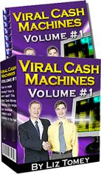 Product picture Viral Cash Machines  3 Money Making Websites - by Liz Tomey