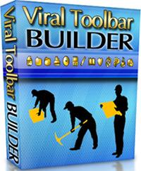 Product picture Viral Toolbar Builder  Create Toolbars Instantly - *w/Resell Rights*